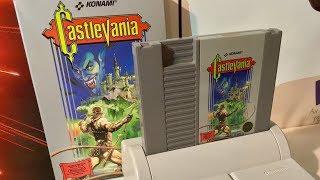 CastleVania (NES) Loop 2 - Mike Matei Full Playthrough