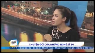 Trang Moon: DJ nữ chịu nhiều áp lực - Saobiz.net
