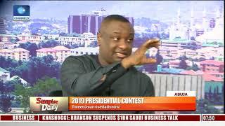 2019: Buhari, Atiku Campaign Spokespersons In Direct Criticism Of Flagbearers Pt.3 |Sunrise Daily|