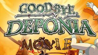 Goodbye Deponia The Movie