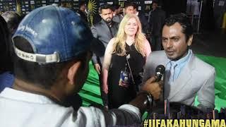 """Tiger Shroff Is An AMAZING Dancer"": Nawazuddin Siddiqui | Munna Michael | IIFA New York"