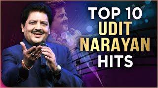 Best Of Udit Narayan | Top 10 Udit Narayan Hits | Evergreen Hindi Songs |  Mujhe Haq Hai