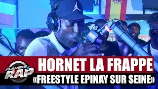 Hornet La Frappe - Freestyle Épinay-sur-Seine #PlanèteRap