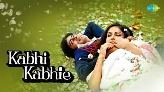 Kabhi Kabhie Mere Dil Mein – Full song | Mukesh, Lata Mangeshkar  | Kabhi Kabhie [1976]