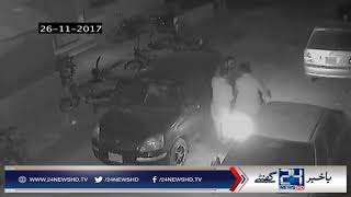2 Robbers arrested by ranger operation in Karachi