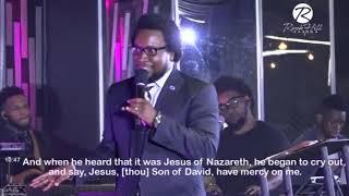 JESUS THE HEALER by Dr. Sonnie Badu (RockHill Church)