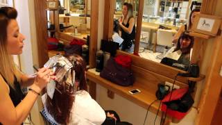 Q Hair and Beauty Olaplex Transformation