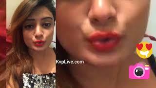 Twinkle Kapoor doll hot Facebook live video