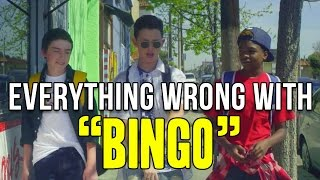 "Everything Wrong With Jacob Sartorius - ""Bingo"""