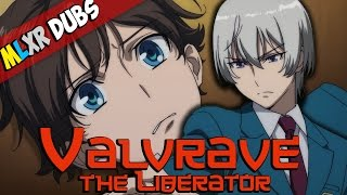 Valvrave the Liberator English Dub - Clip 2 (Episode 1) - MLXR Dubs