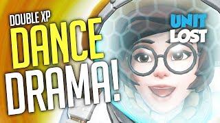 Overwatch News - Double XP Weekend / Dance Emote Drama?!