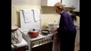 La cuisine de mémère. Partie 1