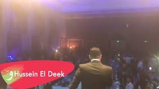 حفل الأمارات ابوظبي 2018 حسين الديك