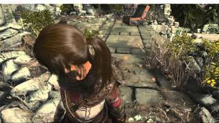 Rise of the Tomb Raider Patch 1.0.610.1 Shadow Banding on Lara's Hair Windows Store Version