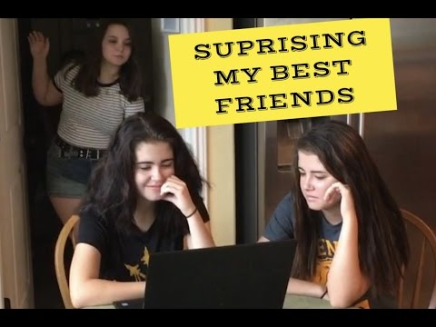 SURPRISING MY INTERNET FRIENDS! 62516