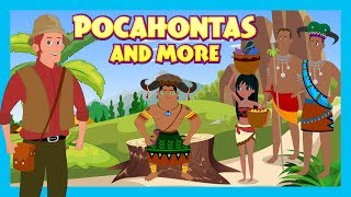 Pocahontas and More Stories For Kids - Animated Story Series For Kids    Tia and Tofu Storytelling