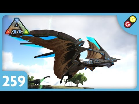 GG - ARK : Survival Evolved - Update 259 Le Tapejara TEK ! [FR]