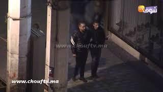 المضاربة والفوضى في شوارع كازا ليلا