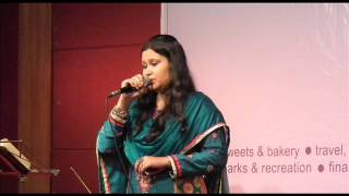 Akash meghe dhaka by Bindiya
