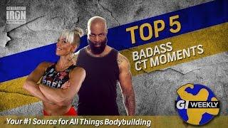 Top 5 Badass CT Fletcher Moments | GI Weekly