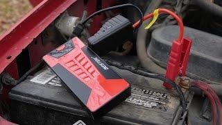 BESTEK Portable Car Jump Starter