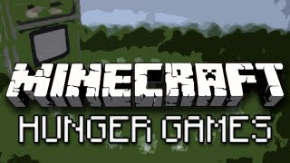 Minecraft: Hunger Games Survival 2.0 - The Unfortunate Tale of CaptainSparklez