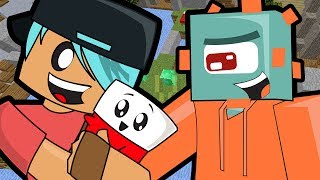 Most Savage Game of Minecraft Bed Wars Ever + Surprise Game / Gamer Chad Plays