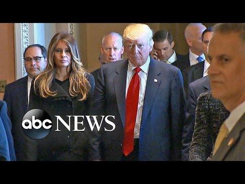 Donald Trump's Inauguration Count Down