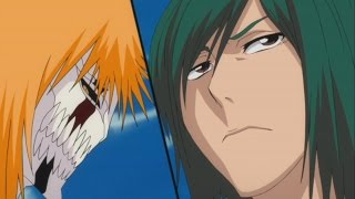 |Bleach|AMV| Ichigo Rukia Chad Uryu and Renji vs Kageroza | Falling Inside the Black
