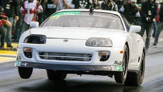 Most EPIC Race In Supra HISTORY!