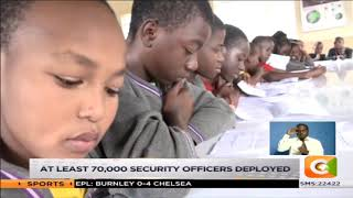 One million candidates to sit for the KCPE examinations
