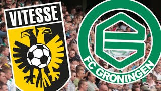 VITESSE - FC GRONINGEN 4 OKTOBER 2015 DE HELE WEDSTRIJD