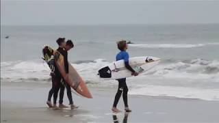 China Surfing Team California Camp 2017