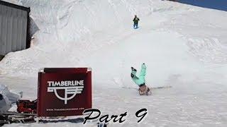 Ski Crash Compilation of the BEST Stupid & Crazy FAILS EVER MADE! PART 9