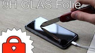 9H Echt Glas Schutzfolie für apple iPhone 8 7 6 5 (4,7″)