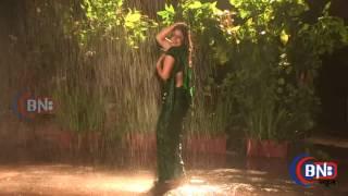 SERIAL MAY I COME IN MADAM SANJANA RAIN DANCE संजना कर रही है बारिश में  डांस
