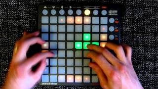 Heaven Inside - Scary Monsters And Nice Sprites (Skrillex Live Launchpad Cover) + Project File