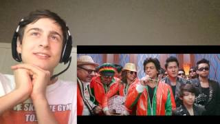 Happy New Year Official TRAILER Reaction