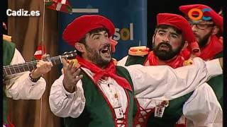 Chirigota, Lo siento Patxi, no todo el mundo puede ser de Euskadi - Clasificatorias
