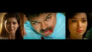 Theri - Vijay | Samantha | AmyJackson | Trailer 2 Unofficial Fan Made Video