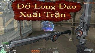 Bình Luận CF : ĐỒ LONG ĐAO - Tiến Xinh Trai Zombie V4