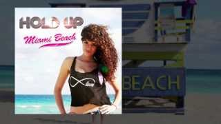 HOLD UP  Miami Beach  by Benjamin BRAXTON (French version)