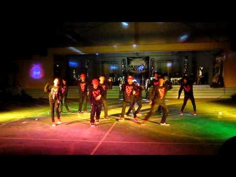USC-SC Dancers @ Music & Motion - DBTC [HD]