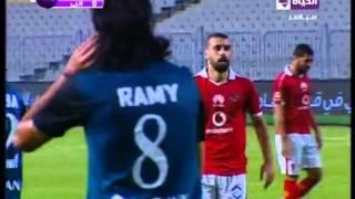 """عبد الله السعيد يحرز الهدف الأول لـ الأهلي من ضربة جزاء في الدقيقة 41 """" الأهلي vs  إنبي """""""