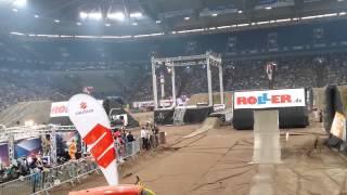 FIM,Freestyle of Nations 2014, Arena auf Schalke