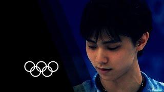 Figure Skating History Maker - Yuzuru Hanyu   Olympic Records