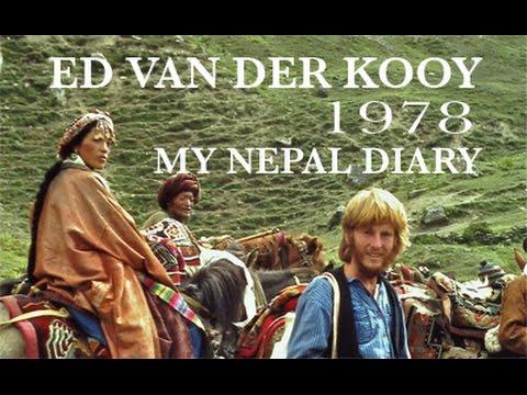 HISTORY of Kathmandu Nepal ,around Annapurnamy diary 1978 full documentary