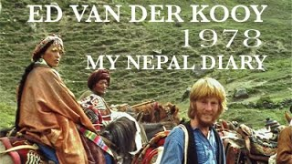 HISTORY of Kathmandu Nepal ,around Annapurnamy diary 1978 full documentary
