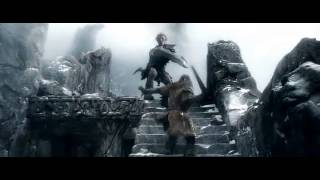 The Hobbit - The Ravenhill fight begins