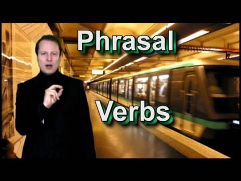 Learn English with Steve Ford Steve in Paris 1 Get Phrasal Verbs